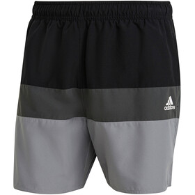 adidas Block CLX Short Length Shorts Herren black/grey three